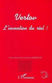 Vertov L'Invention Du Reel - Intérieur - Format classique