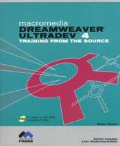 Dreamweaver ultradev 4 ; training from the source - Intérieur - Format classique
