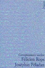 Correspondance Inedite - Couverture - Format classique