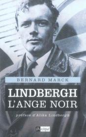 Lindbergh, l'ange noir - Couverture - Format classique