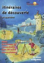 Itineraires De Decouvertes En 4eme - Couverture - Format classique