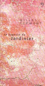 Sagesse Du Jardinier - Intérieur - Format classique