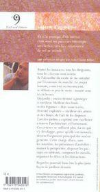 Sagesse Du Jardinier - 4ème de couverture - Format classique