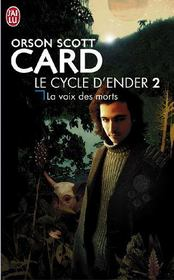 Vente  Le cycle d'ender t.2 ; la voix des morts  - Orson Scott Card