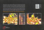 Blackbook ; les mains dans l'alphabet - 4ème de couverture - Format classique