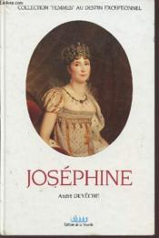 Josephine - Couverture - Format classique