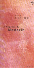 Sagesse Du Medecin - Intérieur - Format classique