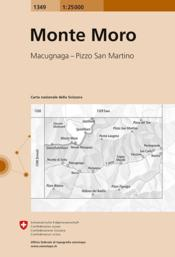 **Monte Moro - Couverture - Format classique