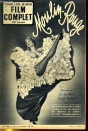 Tous Les Jeudis - Film Complet N° 454 - Moulin-Rouge - Couverture - Format classique