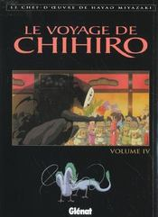 Le Voyage De Chihiro - Tome 04 - Intérieur - Format classique