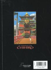 Le Voyage De Chihiro - Tome 04 - 4ème de couverture - Format classique