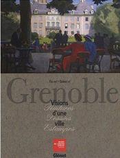 Grenoble, visions d'une ville - Intérieur - Format classique