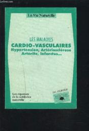 Maladies Cardio Vasculaires (L - Couverture - Format classique