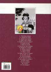 Cédric t.21 ; on rêvasse ? - 4ème de couverture - Format classique
