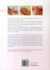 Massages pour bébé - 4ème de couverture - Format classique