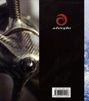 Alinghi - 4ème de couverture - Format classique