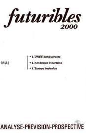 Futuribles No33 Mai 1980 - Couverture - Format classique