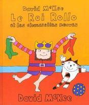 Roi Rollo Et Les Chaussettes Neuves - Intérieur - Format classique