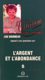L'Argent Et L'Abondance T.5 - Couverture - Format classique
