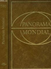 Panorama Mondial, Encyclopedie Permanente. 1980. - Couverture - Format classique