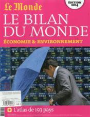 Bilan du monde (édition 2014) - Couverture - Format classique
