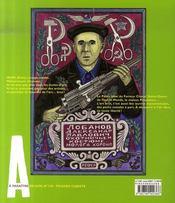 Revue Dada N.128 ; L'Art Brut - 4ème de couverture - Format classique