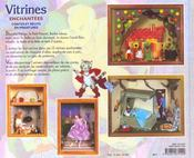 Vitrines Enchantees - 4ème de couverture - Format classique