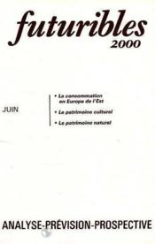 Futuribles No34 Juin 1980 - Couverture - Format classique