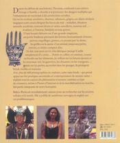 Les porte-bonheur, amulettes, grisgris, talismans et autres objets magiques - 4ème de couverture - Format classique