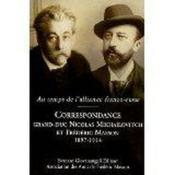 Au Temps De L'Alliance Franco-Russe Correspondance Entre Le Grand Duc Nicolas Mi - Couverture - Format classique