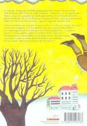 Les enfants du roi rouge t.2 ; charlie bone et le tourne-temps - 4ème de couverture - Format classique