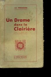 Un Drame Dans La Clairiere - Couverture - Format classique