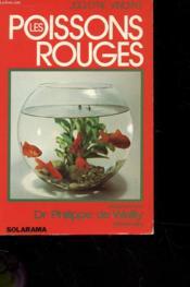 Les Poissons Rouges - Couverture - Format classique