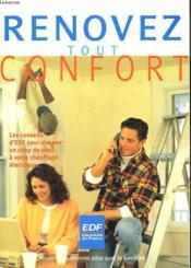 Renovez Tout Confort - Couverture - Format classique