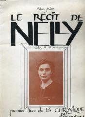Le Recit De Nelly - Couverture - Format classique