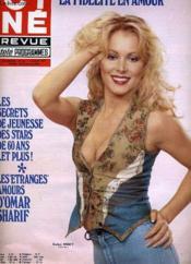 Cine Revue - Tele-Programmes - 57e Annee - N° 32- Les Enfants Du Placard - Couverture - Format classique