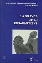 La France et le désarmement - Intérieur - Format classique
