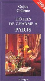 Hotels de charme a paris - Intérieur - Format classique