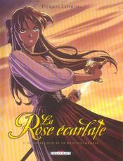 La rose écarlate t.1; je savais que je te rencontrerais - Intérieur - Format classique