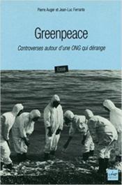 Greenpeace - Couverture - Format classique