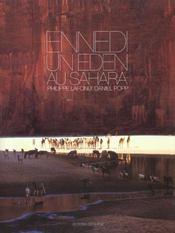 Ennedi ; Un Eden Au Sahara - Intérieur - Format classique