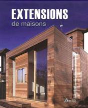 Extensions de maison - Couverture - Format classique