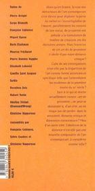 Art de proximite et distance critique - 4ème de couverture - Format classique