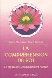 La Comprehension De Soi - Couverture - Format classique
