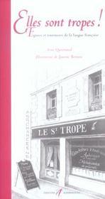 Elles Sont Tropes! (Figures Et Tournures De La Langue Francaise - Intérieur - Format classique