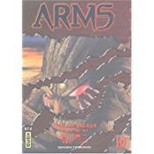 Arms t.10 - Couverture - Format classique