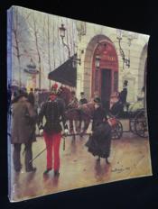 Les Grands Boulevards - Musee Carnavalet - Couverture - Format classique