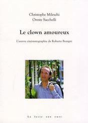 Le clown amoureux ; Roberto Benigni - Intérieur - Format classique