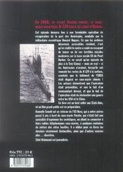 K-129, une bombe atomique sur pearl harbor ? - 4ème de couverture - Format classique