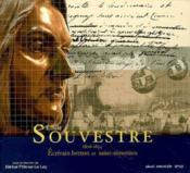 Emile Souvestre - Couverture - Format classique